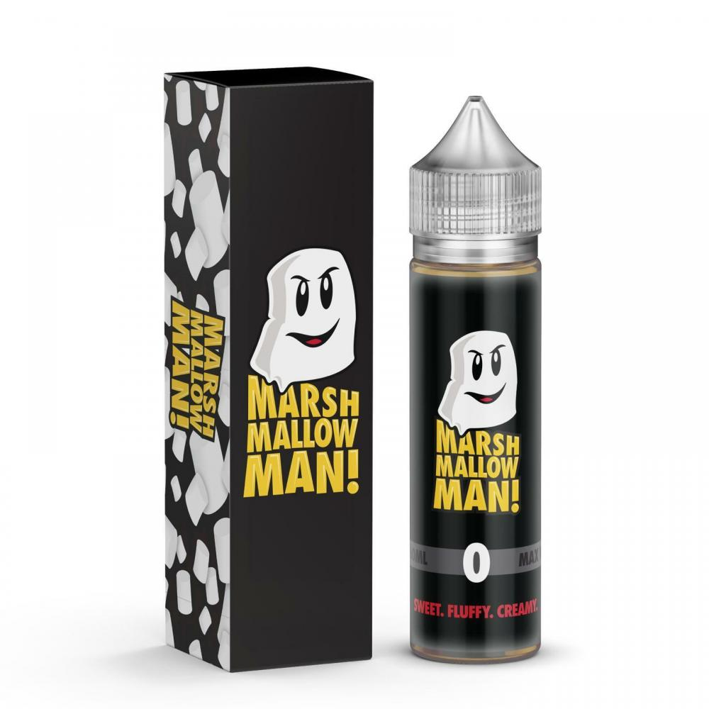 MARSHMALLOW MAN - 50ml  0mg Shotfill