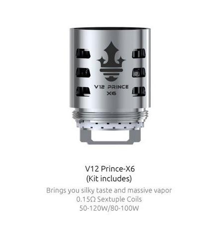 SMOK V12 Prince - X6