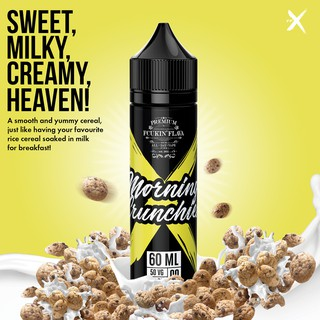 Fcukin' Flava X - Morning Crunchies 60 ml