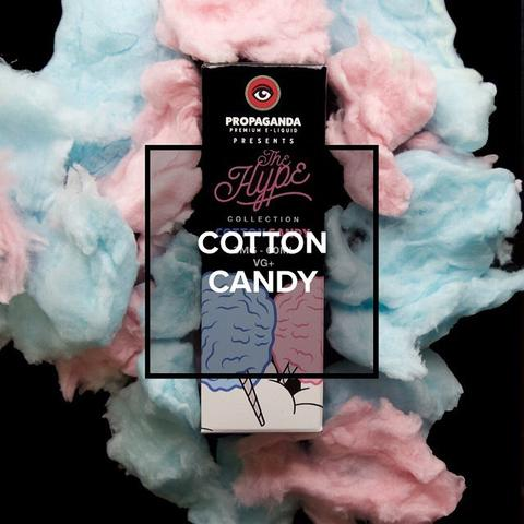 Hype Mixed Cotton Candy -50ML
