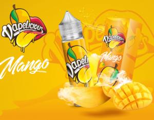 VAPELICIOUS - Mango50 ml