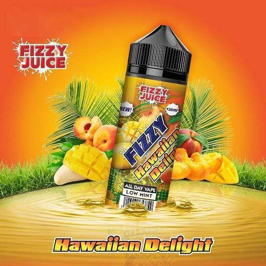 Fizzy Hawaiian Delight 0mg 100ml
