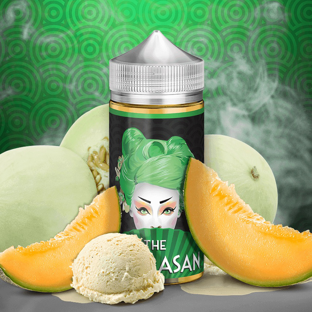 Mamasan - Mama Melon 100ml