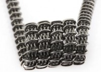 Tri-Twisted Clapton Coil