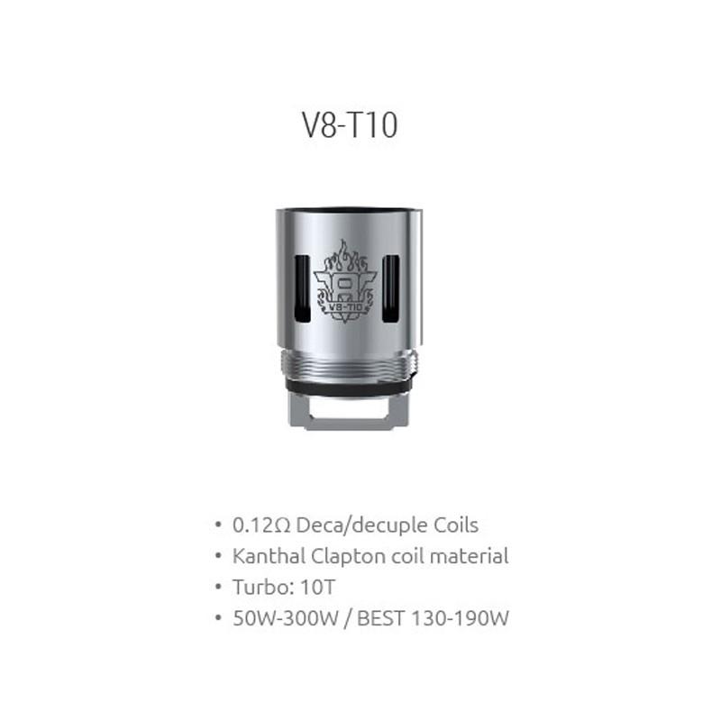 TFV8 V8-T10 Coil