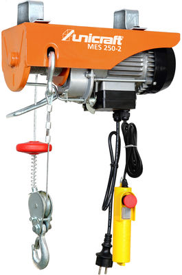 MES 250-2 Liten elektrisk vinsch