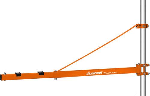 WSA 300-1100-2 Väggsvängarm