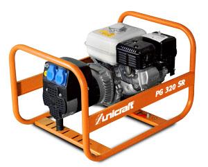 PG 320 SR Generator