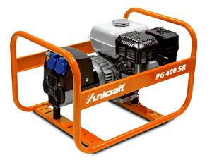 PG 400 SR Generator