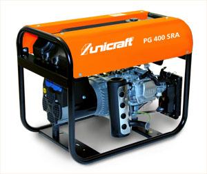 PG 400 SRA Generator