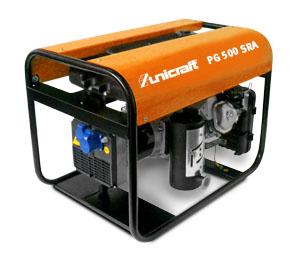 PG 500 SRA Generator