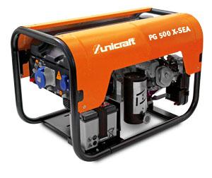 PG 500 X-SEA Generator