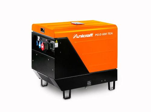 PG-D 600 TEA Generator
