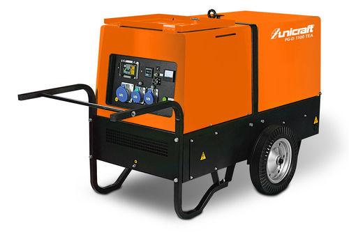 PG-D 1100 TEA Premium-Generator