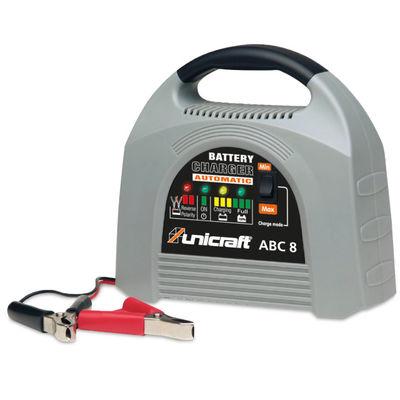 ABC 8 Batteriladdare
