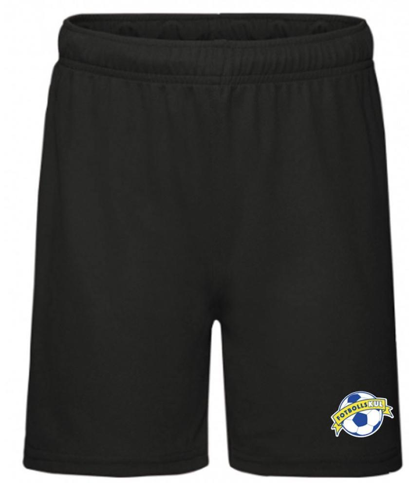 Fotbollskul shorts