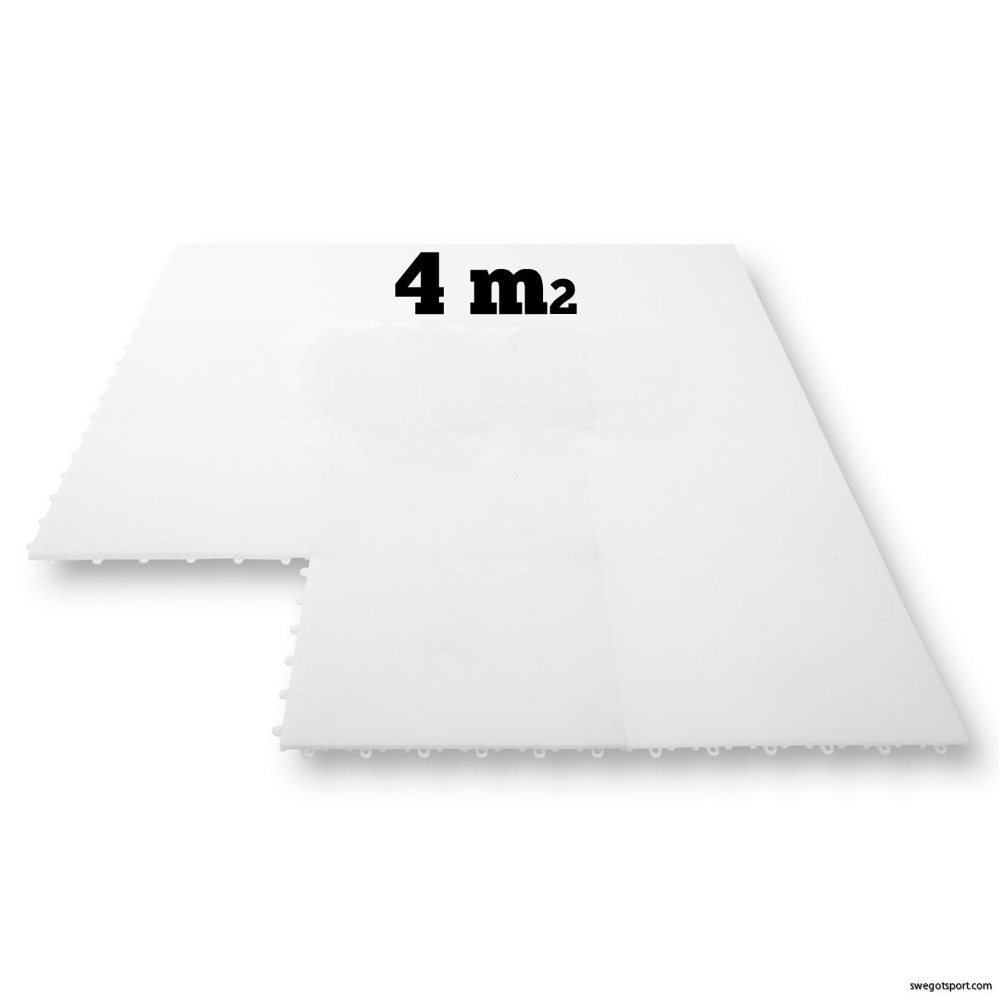 4 Sqm plastic-ice