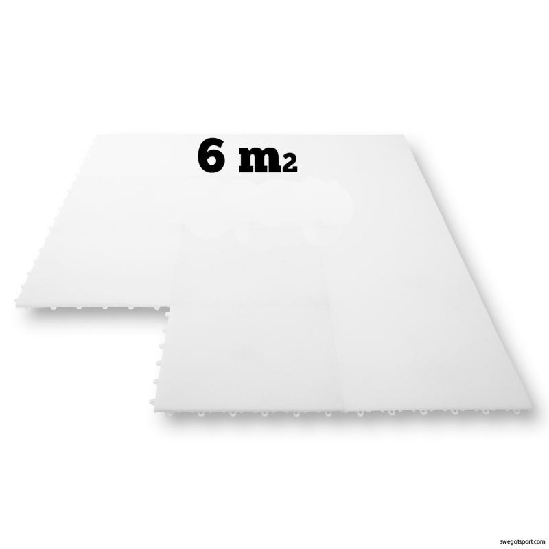 6 Sqm plastic-ice