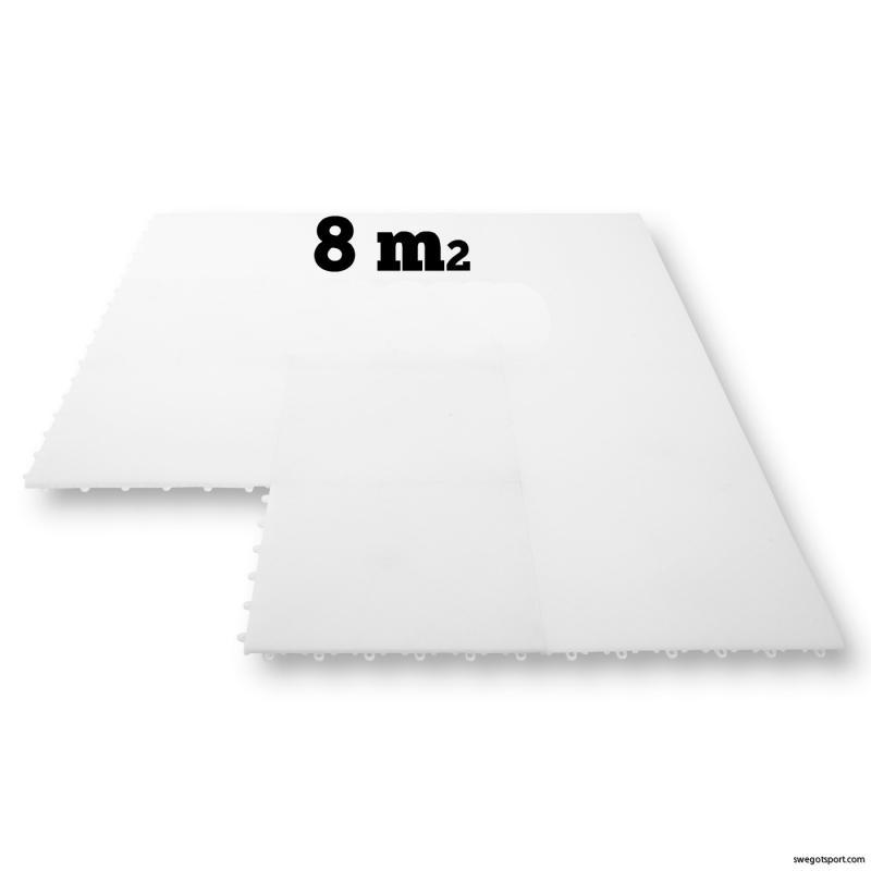 8 Sqm plastic-ice