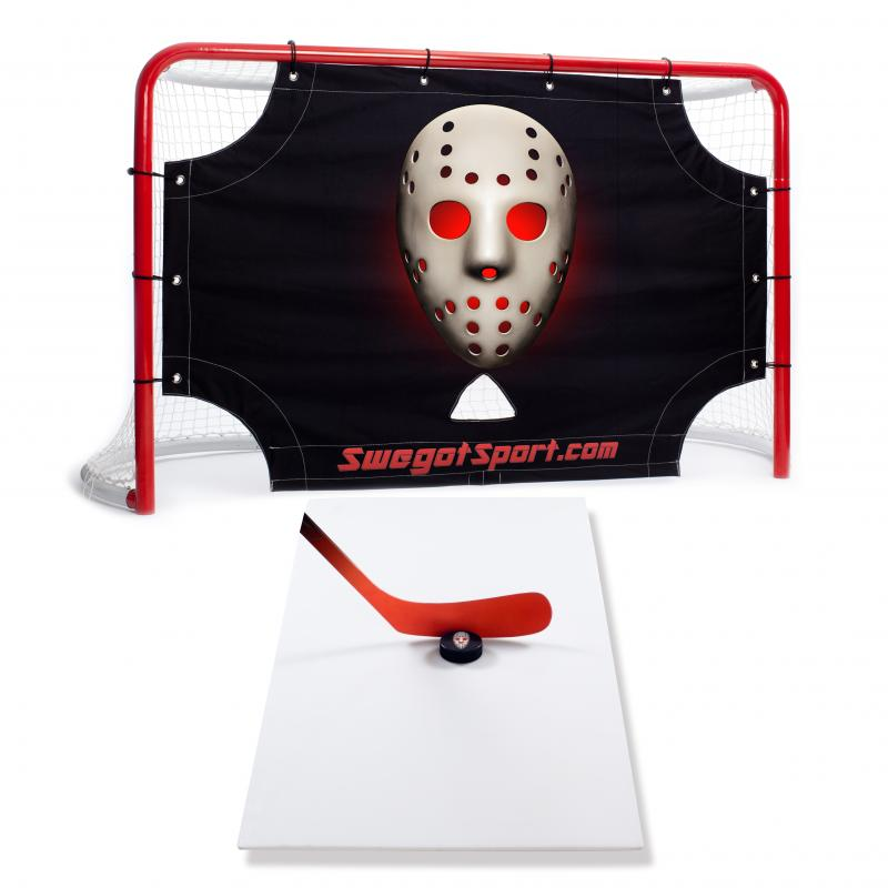 ​Hockey Goal, Goaltarget and Shootingpad