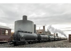 Märklin 00727 Display med 12 tankvagnar (DB) Nyhet 2020 Förboka ditt exemplar