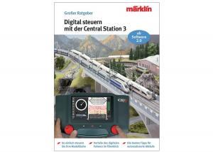 Märklin 03083 Digital bok Central Station 3 Nyhet 2020 Förboka ditt exemplar