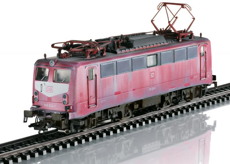 Märklin 37408 Ellok BR 140 Class 140 (DB AG) Förboka ditt exemplar Höstnyhet 2020