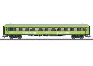 Märklin 42956 Personvagn Type Bmmdz 268.7F Flixtrain - MHI Exklusiv IV Nyhet 2020 Förboka ditt exemplar