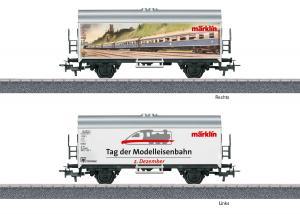 Märklin 44269 Kylvagn 2020 - International Model Railroading Day Höstnyhet 2020 Förboka ditt exemplar