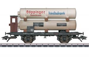 """Märklin 45086 Gastankvagn (DRG) """" Göppingen Mineral Springs """" Höstnyhet 2020"""
