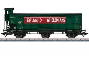 """Märklin 46164 Ölvagn (SNCB) """" Wiel´s Wielemans """" Höstnyhet 2020 Förboka ditt exemplar"""