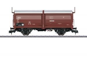Märklin 58377 Godsvagn (DB) type Tes-t-58 Höstnyhet 2020 Förboka ditt exemplar