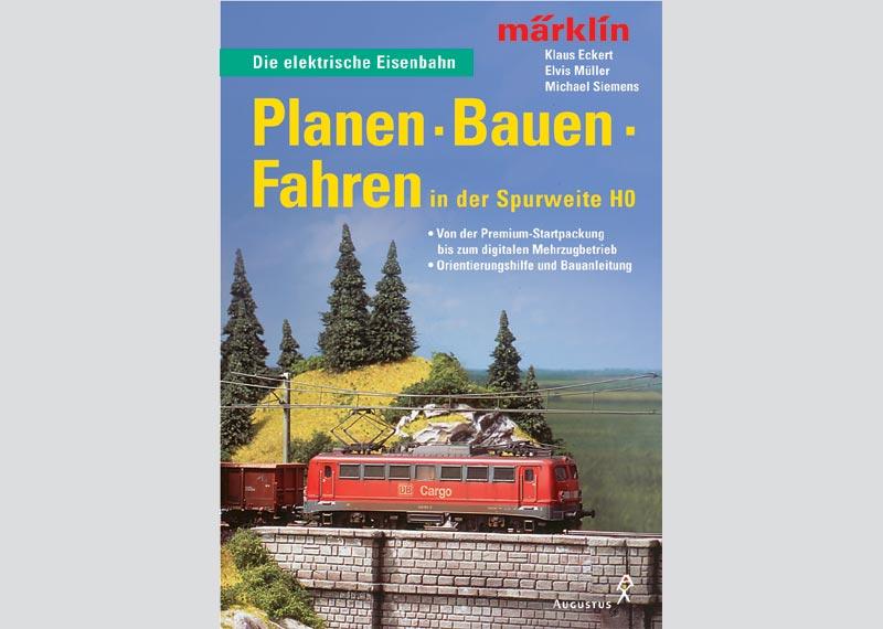 """Märklin 07456 Bok """"Planen-Bauen-Fahrer"""""""