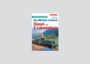 7461 Märklin Diesel och Elloksbok
