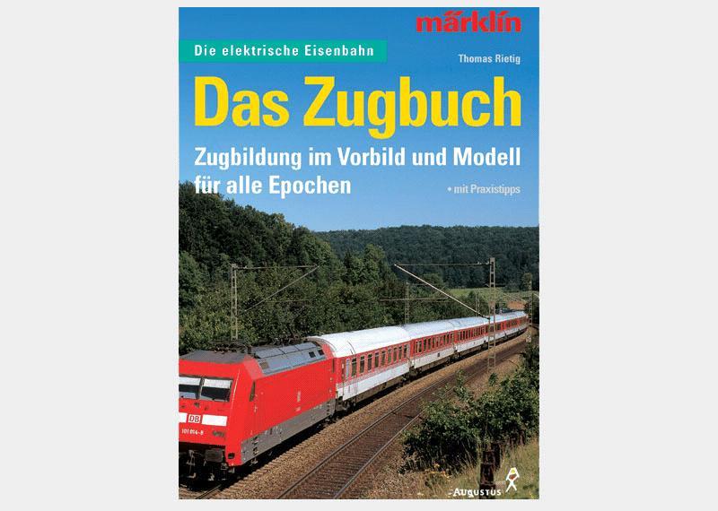 Märklin 07466 The Train Book Tysk text
