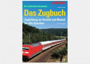 Märklin 07466 The Train Book Tysk text