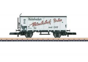 """Märklin 86397 Ölvagn (DB) """" Mönchshof-Bräu """" Höstnyhet 2020 Förboka ditt exemplar"""