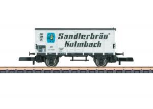 """Märklin 86398 Ölvagn (DB) """" Sandlerbräu """" Höstnyhet 2020 Förboka ditt exemplar"""