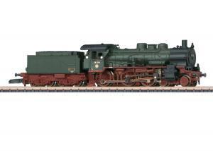 Märklin 88993 Ånglok Tyskt (SEH) Class 38 3199 Höstnyhet 2020 Förboka ditt exemplar