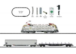 "Trix Minitrix 11151 Startset Ellok Hungarian State Railways ""Freight Train"""