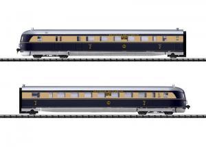 Trix 12437 Diesel motorvagnståg SVT 137 DRG