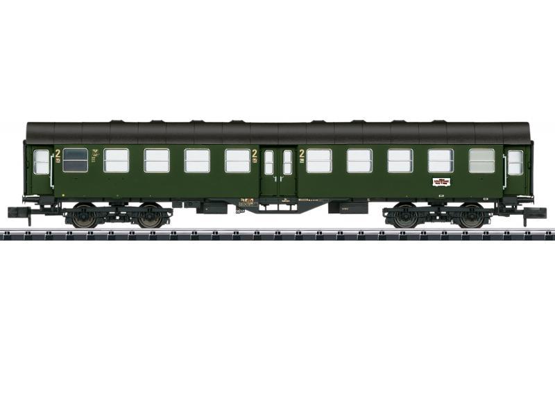 Trix Minitrix 15078 Personvagn (DB) type Byg Nyhet 2020 Förboka ditt exemplar