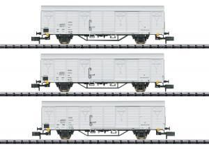 Trix Minitrix 15316 Vagnset DR 3st kylvagnar Nyhet 2020