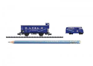 "Trix 15346 Museumsvagn ""LYRA"" G02 DB [P] + MB 319"