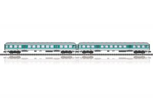 "Trix 15393 Vagnset ""Regional Express"" Add-On set. (DB AG)"