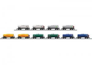 """Trix 15504 Tankvagn Shell, Esso, ARAL, BP, DEA """"OBS pris per st"""""""