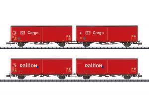 Trix 15544 Vagnset (DB AG), DB Cargo