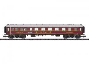 Trix 15735 Restaurangvagn (DSG) type WR4ü(e) express