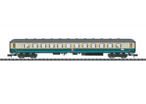 "Trix Minitrix 15743 Personvagn DB type Bm 234 ""Mosel Valley Railroad"" passande till 11635"