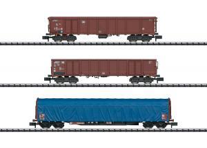 "Trix 15869 Vagnset DB ""Modern German Federal Railroad"""